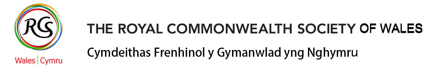 THE ROYAL COMMONWEALTH SOCIETY OF WALES